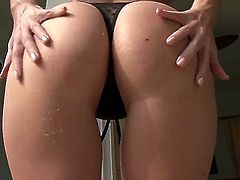 White girls have tight sexy asses and she is one of them. In this video you have to see Summer Breeze in action as she is spreading her legs wide...