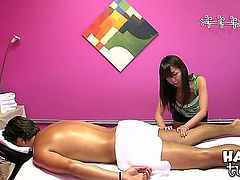 She has the best hands in the industry and that is why Marica Hase is one of the most popular masseuses on the internet. Every dude wants to get a handjob from her.