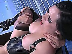 Jail House French Anal Whore Angell Summers