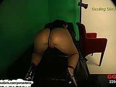 See an amazing compilation featuring some nasty and provocative German babes who love being wild. See the hot brunettes flaunting their tits and asses while assuming very hot poses. Then check the wild blonde as she gets creamed after a blowjob.