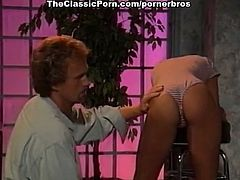 See this kinky redhead getting her ass munched in this sexy vintage video. Then she's ready for her ass to be drilled balls deep into a breathtaking orgasm.