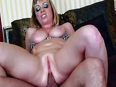 Teen with a Redhead Fucked Hard And then Got A Facial
