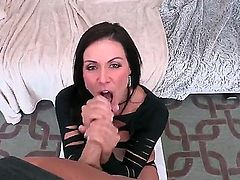 Hot hunk Johnny Sins loves penetrating superb hottie Kendra Lust in POV doggy