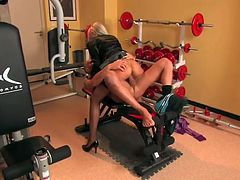 He takes off her skirt and spreads her legs wide open to polish her slit. Enjoy hot Tainster clothed sex scene for free. This tube video is worthy of being seen.