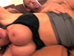 Carolyn Reese a blonde Milfs loves when a big cock is sunk deep in her tight twat!