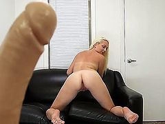 Ashley Stone with big booty gets the pussy fuck of her dreams