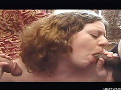 milky white pregnant and filled with cock