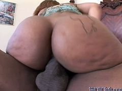 Well, this black like chocolate chick can boast of really nice big ass. Bitchie harlot is pro in sucking a dick and enjoys rubbing the tool passionately in her hands. Slim curvy nympho is fond of getting her wet juicy cunt licked and rubbed in return too. Just check her out in WCP Club sex clip and be sure to jizz all over the place.
