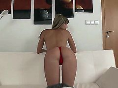 Gina Gerson loves serious pussy pounding