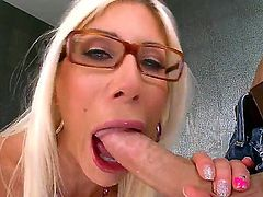 Puma Swede jerks guy off with wild passion