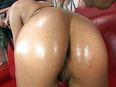 Shaved ebony cream pie