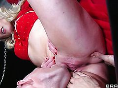 Zoey Paige makes her sex dreams a reality with her horny bang buddy Johnny Sins