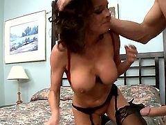 Johnny Sins cant resist sexy Veronica Avluvs acttraction and bangs her like crazy