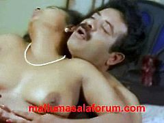 Mallu Roshini sucked hard
