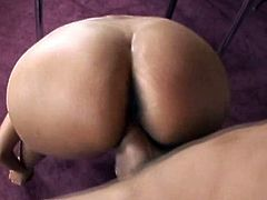 She is extremely hot and slutyy. Awesome Indian babe Priya Rai gives titjob and then fucks on the desk! That big rod stretches her sweet cunt from behind.