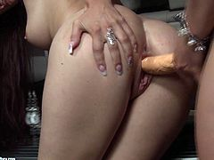 21 Sextury xxx clip provides you with a hot compilation of zealous lesbos. Slender gals are to any taste. Blond and black haired gals with nice slim bodies, sweet tits and smooth rounded asses are fond of drilling each other's wet pussies while wearing a strapon.