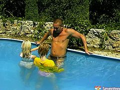Best pool sex video presented by Seventeen Video