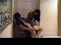 Don't skip this exciting reality sex tube video featuring one kinky couple which is making love in all possible styles.