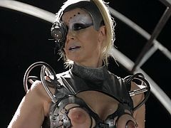 cyborg whore gives head