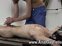 Amazing gay scene He's one of our guys who truly loves making another