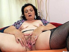 Don't skip exciting porn tube video featuring Czech whore who tries to satisfy her lust in solo. She spreads her legs wide and opens her pussy gates.