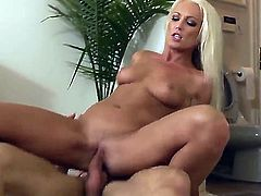 Great MILF flick. Staring Alan Stafford and Diana Doll. Hardcore action as this dude manages to fuck his best friends hot and sexy mom. She looks excellent as she moans out load as she rides on his hard young cock.