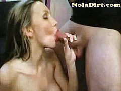 GGG Girl Sandra Star Eats Cum