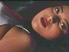 Indian Sex Lounge xxx clip provides you with a kinky amateur Indian brunette. This girlie with sweet tits is dressed and sits on the bunk bed posing with delight on cam.