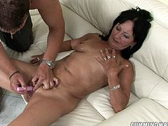 Mature cheating slut
