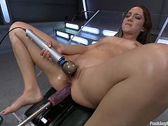 Remy LaCroix enjoys the craziest double penetration in her life