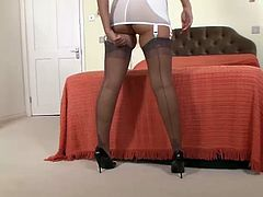 Worship Those Nylons JOI... IT4REBORN