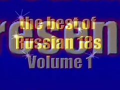 Russian Eighteen Best of Russian 18