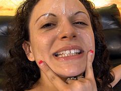 These Facial Abuse sluts get embarassed by Jimmy Hooligan and Duke Skywalker. They get pounded tossed around and of course covered in cum in these hot amateur videos!