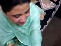 Randi Asian aunty sucks and fucks