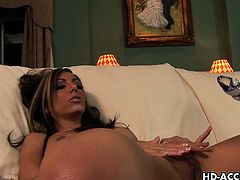 Diana Doll and Lela Star love raunchy lesbian sex