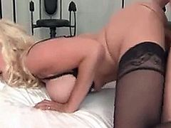 Hot blonde MILF Vivian Schmitt 2