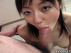 hairy pussy cutie gets fingered