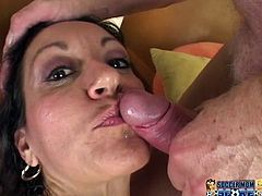 This grandpa is going to enjoy something tight and so wet! And that something is given by Persia Monir! Oh, shit, this slender chick is so damn playful!