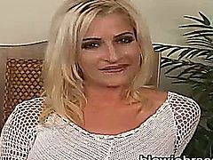Lauren Kain in hot blowjob