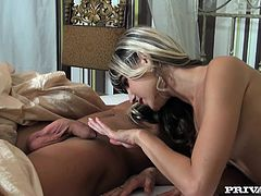 This smoking hot and sexy siren Gina Gerson is making some hot love! She loves it big and that big one is going to go so fucking hard!