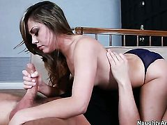 Alex Gonz loves flirtatious Kristina RoseS wet bush and bangs her as hard as possible