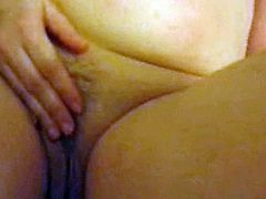 Video of a real housewife getting horny and asking for a quickie, submitted by WifeBucket.com