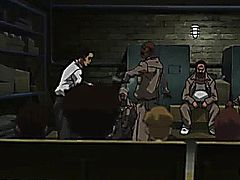 Boondocks - A Date With the Booty Warrior (full episode) - YouTube