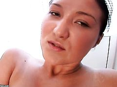 Vanessa Vaughn touches her wet spot like theres no tomorrow