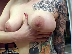 Get a load of this compilation video where these horny ladies shows off their sexy body before being fucked in the hot film, please fuck my wife.