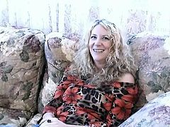 Watch this MILF getting undressed for the camera on the sofa in her bedroom,while her friend rubs her wet pussy in Chick Pass Network sex clips.