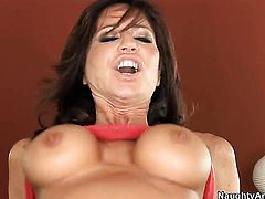 Cris Commando is horny and cant wait any more to drill extremely hot Tara Holidays love box