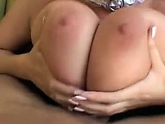 Gianna roughly fucked on couch 2