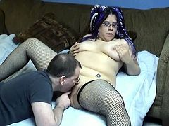These cute and lovely couple decided to have some nice oral sex in front of the camera.Watch them enjoying this oral sex in Chick Pass Network sex clips.