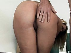 Heather Starlet enjoys pussy stretching crazy porn action
